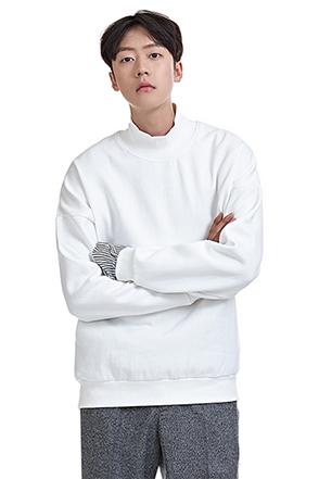 셔츠 레이어드 기모맨투맨